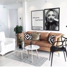 Beautiful Modern Living Room Interior Design 94