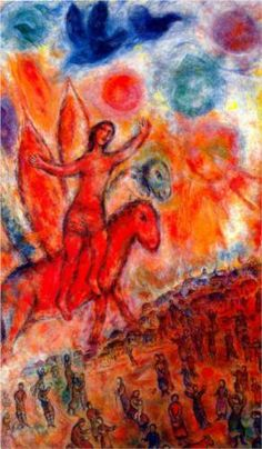 Marc Chagall - Between Surrealism & NeoPrimitivism Marc Chagall, Artist Chagall, Chagall Paintings, Pablo Picasso, Folklore Russe, Oil Canvas, Jewish Art, Henri Matisse, Art Plastique
