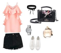 """""""Fresh"""" by vicky-giougli on Polyvore featuring Boohoo, Michael Kors and Miss Selfridge"""