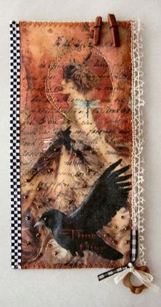Skinny fabric page made for Trudi | Flickr - Photo Sharing!