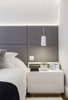 projeto-figueiredo-fischer (Foto: Ricardo Basetti/Divulgação) Decor, Furniture, Bedroom Bed, Bed Design, Interior, Bedroom Interior, Home Decor, Bedroom Bed Design, Interior Design
