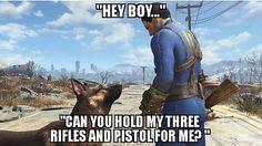 Fallout 4 Logic
