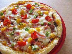 おからde簡単ピザの画像