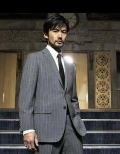 竹野内豊 YUTAKA TAKENOUCHI. Gloriously handsome. Japanese Icon. Actor