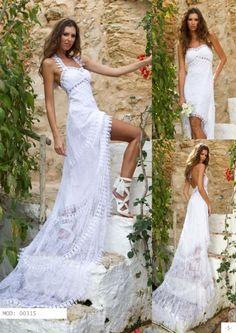 bonito vestido boda