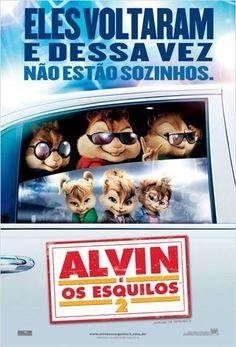 Alvin e os Esquilos 2 : poster