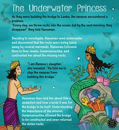 Mermaids in Ramayan Vedic Mantras, Hindu Mantras, Hinduism History, Mythology Books, Mythological Characters, Hindu Rituals, Interesting Facts About World, Sanskrit Mantra, Hindu Culture