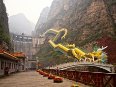 Top 20 things to do in Beijing: The Dragon Escalator