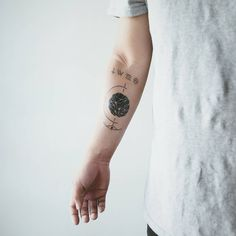 All the earth will shout Your praise. Our hearts will cry, these bones will sing, Great are You, Lord! #tattoo #geometric