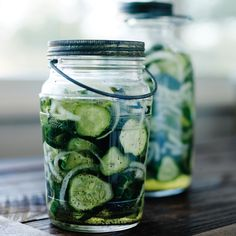Old fashioned refrigerator pickles recipe myideasbedroom com