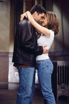 Rachel and Ross <3