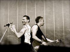 Depeche Mode - Bern, Switzerland 2013   da Dingerz