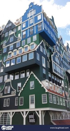 Awesome hotel in The Netherlands.