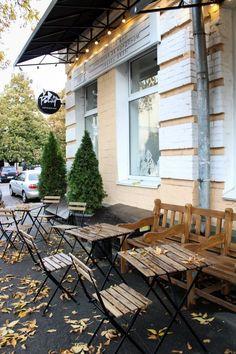 The best coffee in Kiev, Ukraine