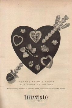 32 Best Vintage Tiffany Ads Images Jewelry Ads Jewelry Vintage