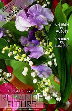 bonne fête grand-mère son bouquet cadeau chez rolande fleuriste