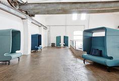 Point easy chair & sofa, design: Fredrik Mattson | Styling: Katrin Bååth | Photo: Sara Landstedt
