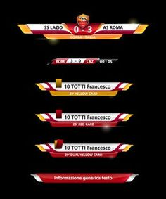 Roma Channel opener and broadcast graphics 2013 by Luca Piazzi, via Behance