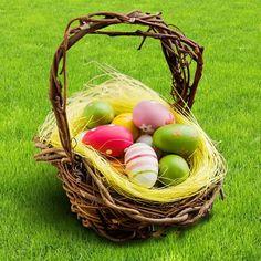 Пасхальная корзина. #Пасха #Easter