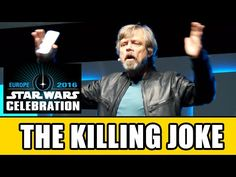 Watch Mark Hamill Perform Killing Joke Dialogue Live - CINEMABLEND