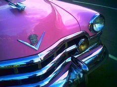 1950s Pink Cadillac
