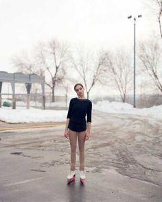 Kristin by Alec Soth, 2007