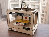 CNET's comprehensive MakerBot Replicator 3D printer (double extruder) coverage includes unbiased reviews, exclusive video footage and 3D printer buying guides. Compare MakerBot Replicator 3D printer (double extruder) prices, user ratings, specs and more. via @CNET