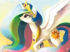 I got: Princess Celestia! Which character from My Little Pony are you most like?