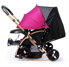 181.79$  Buy now - http://ali33c.worldwells.pw/go.php?t=32717355413 - High Quality Directional Suspension Child Stroller Buggy Board Balance Baby Walker Value Baby Stroller Pram Children Pushchair