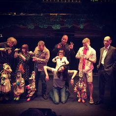 NCIS:LA Theatre Group  omg sam hetty and kensi!