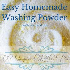 Here is why I love using this washing powder recipe: 1. I save $$. Each load costs about 13c. One batch makes 160 loads so the average person who does 5x loads a week will only need to make washing...