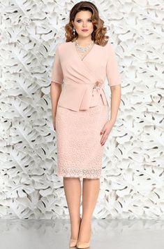 Костюм Mira Fashion, розовый (модель 4580-4) — Белорусский трикотаж в интернет-магазине «Швейная традиция»