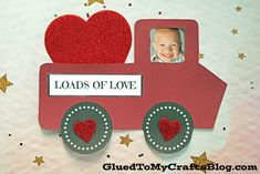 We hope you enjoy our Loads of Love - Personalized Valentine Truck tutorial, as much as we do! There's even a free truck printable included! 2 Piece Homecoming Dresses, Best Prom Dresses, Prom Dresses For Sale, Truck Crafts, Mermaid Shirt, Mermaid Evening Dresses, Flower Applique, Edgy Outfits, Blue Beads