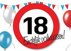 18 jaar geworden 29 best 18 Jaar images on Pinterest | Happy b day, Happy birth and  18 jaar geworden
