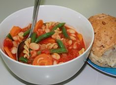 Minestrone Soup | Healthy Food Healthy Planet