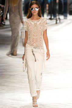 Roberto Cavalli Spring 2014 Ready-to-Wear Collection Photos - Vogue