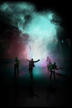 Coldplay iPhone wallpaper