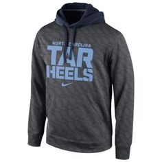 Nike College KO ThermaFit Pullover Hoodie - Men's at Eastbay
