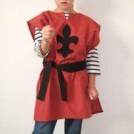 SIR NEVILLE OF NEWARK knights tunic- measurement ideas