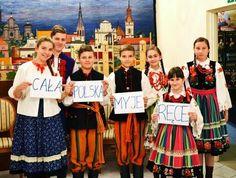 Kampanię Cała Polska Myje Ręce wspiera Dziecięco-Młodzieżowy Zespół Ludowy KODERKI z Łowicza Dziękujemy!