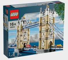 LEOG Creator Tower Bridge  | LEGO Shop http://fave.co/2ceTBha