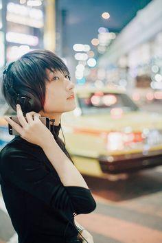 JVC N_W / Image model Photographer: TakutakiModel: bellemoon http://www.bellemoon.xyz/