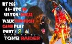 Rise of the Tomb Raider Walkthrough Gameplay - Part 2