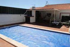 Moradia T3 com piscina  a 5 min. a pé do centro da Vila de Óbidos