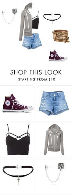 """""""Untitled #55"""" by brie-sadler on Polyvore featuring Converse, rag & bone/JEAN, Charlotte Russe, Yves Saint Laurent, Bling Jewelry and ALDO"""
