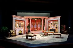 The Importance of Being Earnest set design - Google Search