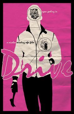 Drive (Pink Poster)