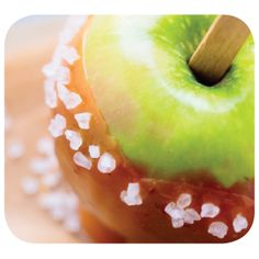 Salted Caramel Apple Lumie™  www.finestcandles.ca