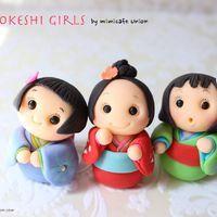 Kokeshi.Icing.Girls♥