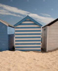 beach - seaside - costal living - Beach huts in Southwold, Suffolk, England Blue Beach, Beach Day, Summer Beach, British Beaches, Uk Beaches, British Seaside, Sandy Beaches, Deco Marine, Relax
